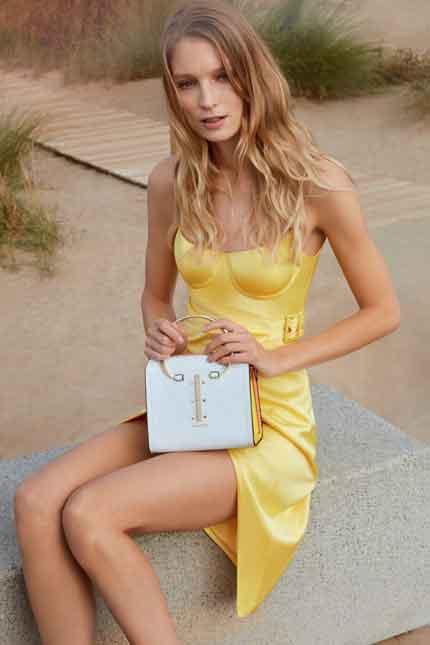 Дизайнерские кожаные сумки Cromia из коллекции весна-лето 2020 года купить в Интернет-магазине Cromia-shop.ru