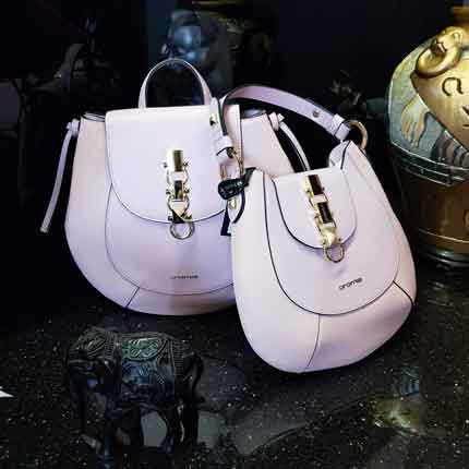 Женские кожаные сумки Cromia из коллекции весна-лето 2020 года купить в Интернет-магазине Cromia-shop.ru