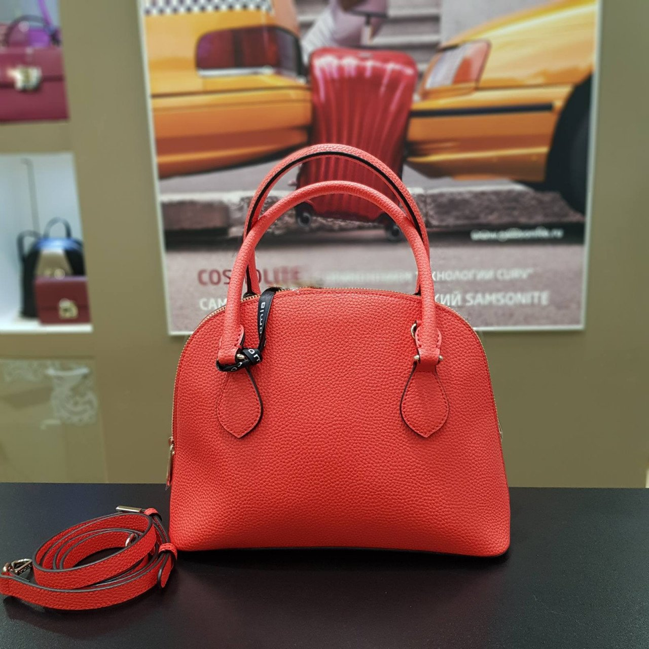 Сумка Cromia 1404497 rosso
