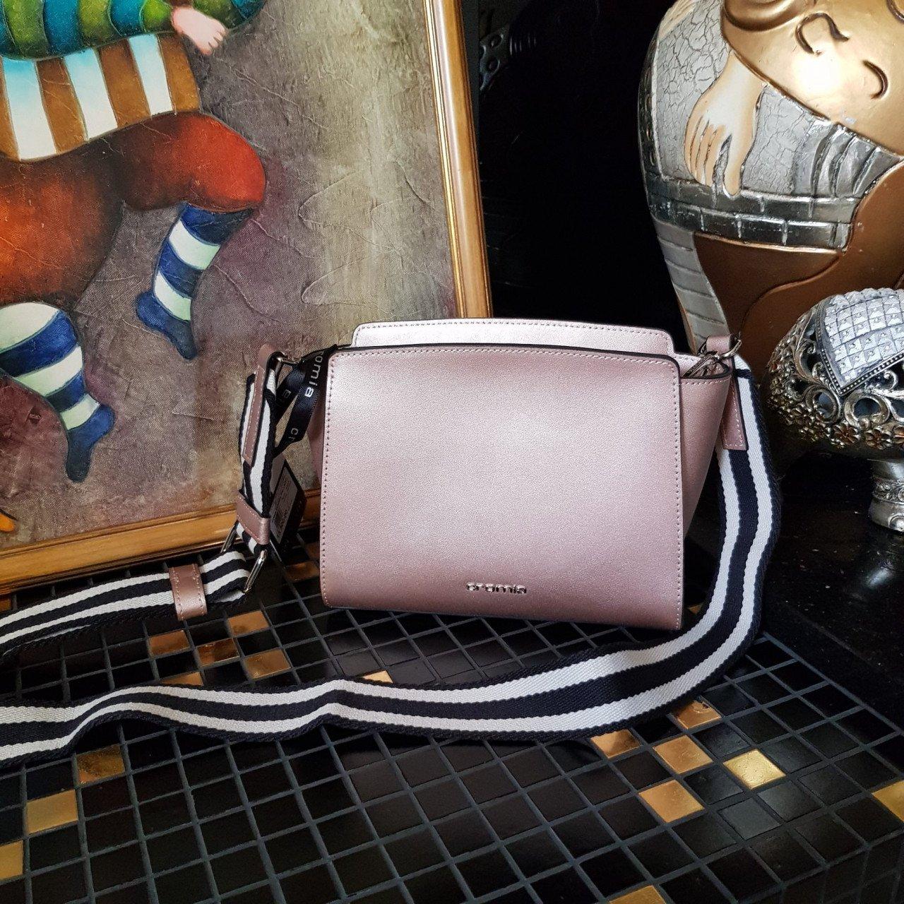 Женская кожаная сумка Cromia 1404664 PALLADIO из натуральной кожи