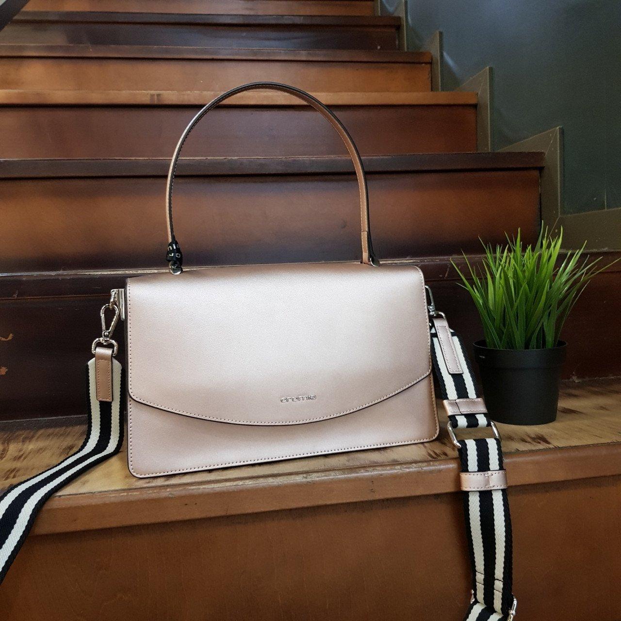 Женская кожаная сумка Cromia 1404667 PALLADIO из натуральной кожи