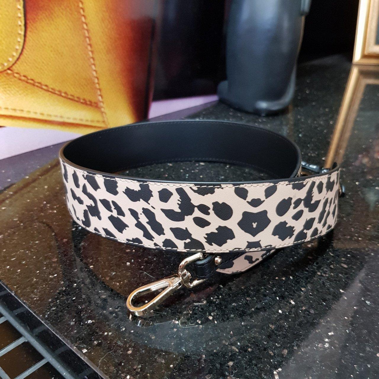 Кожаный ремень для сумки Cromia 9000186 CAMMELLO из натуральной кожи