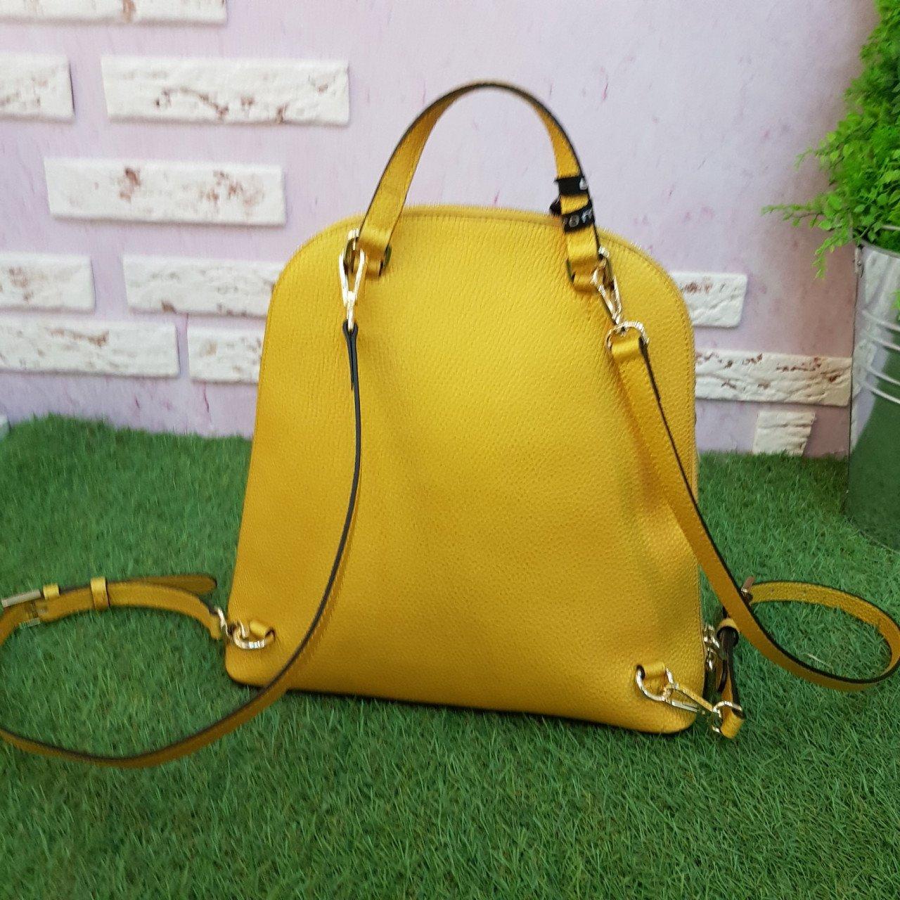 Женская кожаная сумка Cromia 1404502 AMBRA