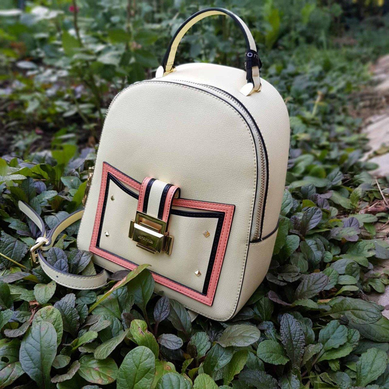 Женский кожаный рюкзак Cromia 1404543 LIMONE