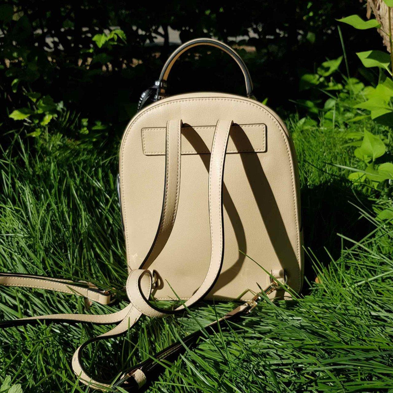 Женский кожаный рюкзак Cromia 1404543 NUDE