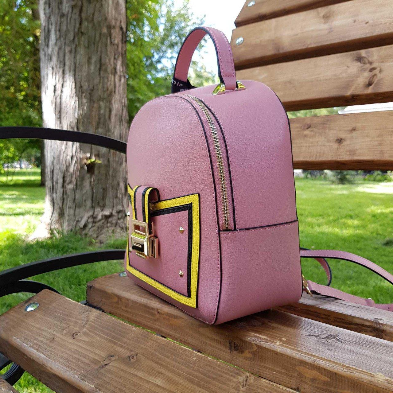 Женский кожаный рюкзак Cromia 1404543 ORCHIDEA