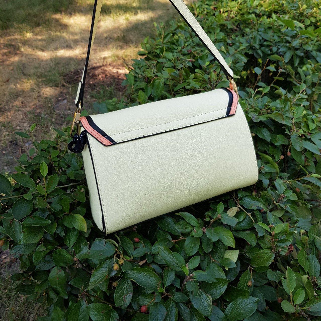 Женская кожаная сумка Cromia 1404544 LIMONE