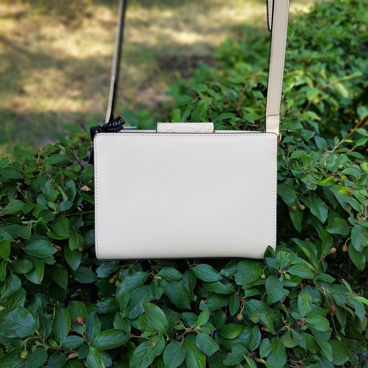 Женская кожаная сумка Cromia 1404561 NUDE