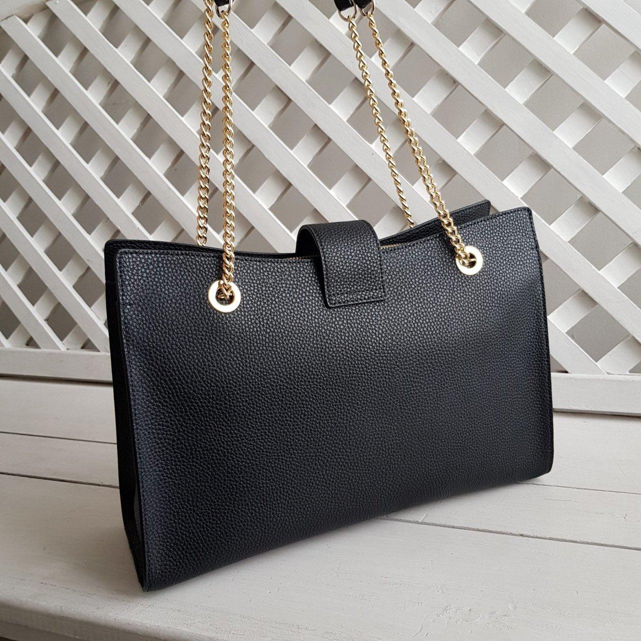Женская кожаная сумка Cromia 1404835 NERO из натуральной кожи