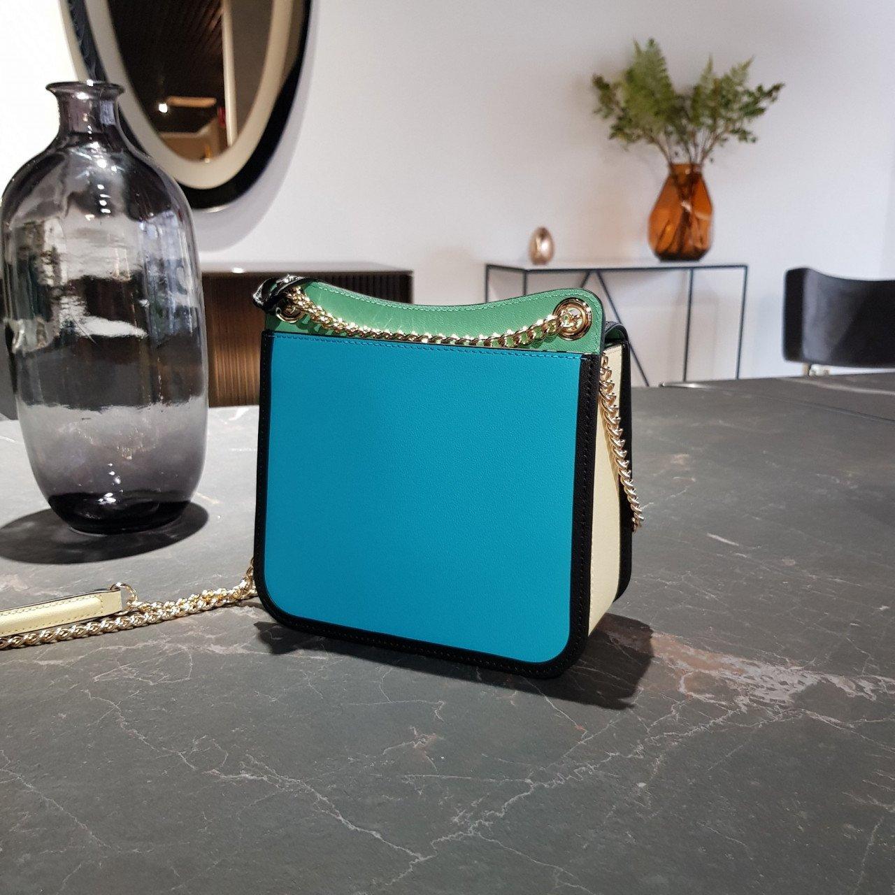 Женская кожаная сумка Cromia 1404846 CARAIBI из натуральной кожи