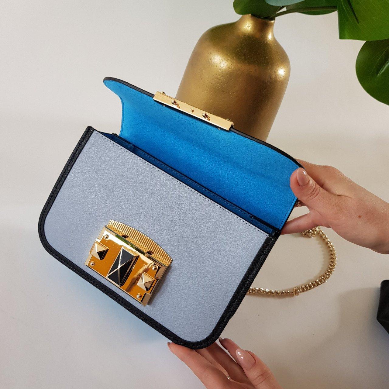 Женская кожаная сумка Cromia 1404847 CIELO из натуральной кожи