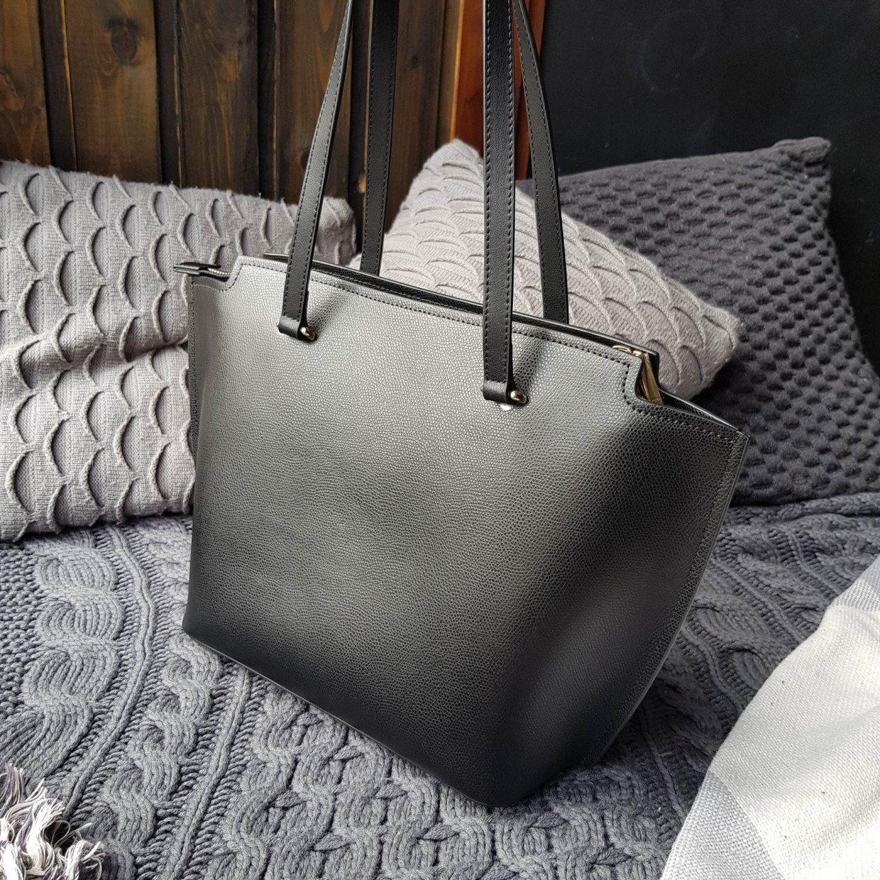 Женская кожаная сумка Cromia 1404859 NERO из натуральной кожи