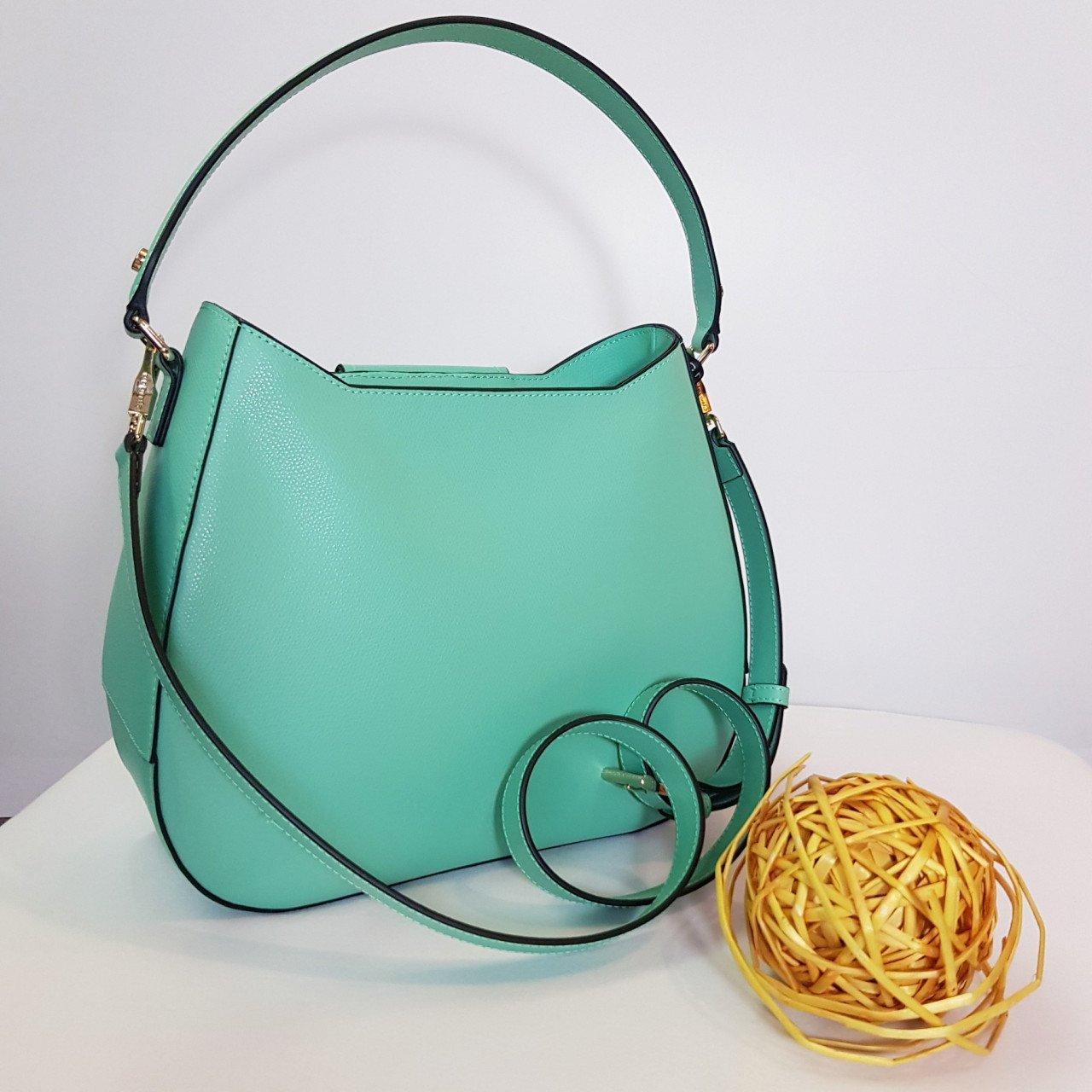 Женская кожаная сумка Cromia 1404860 MENTA из натуральной кожи