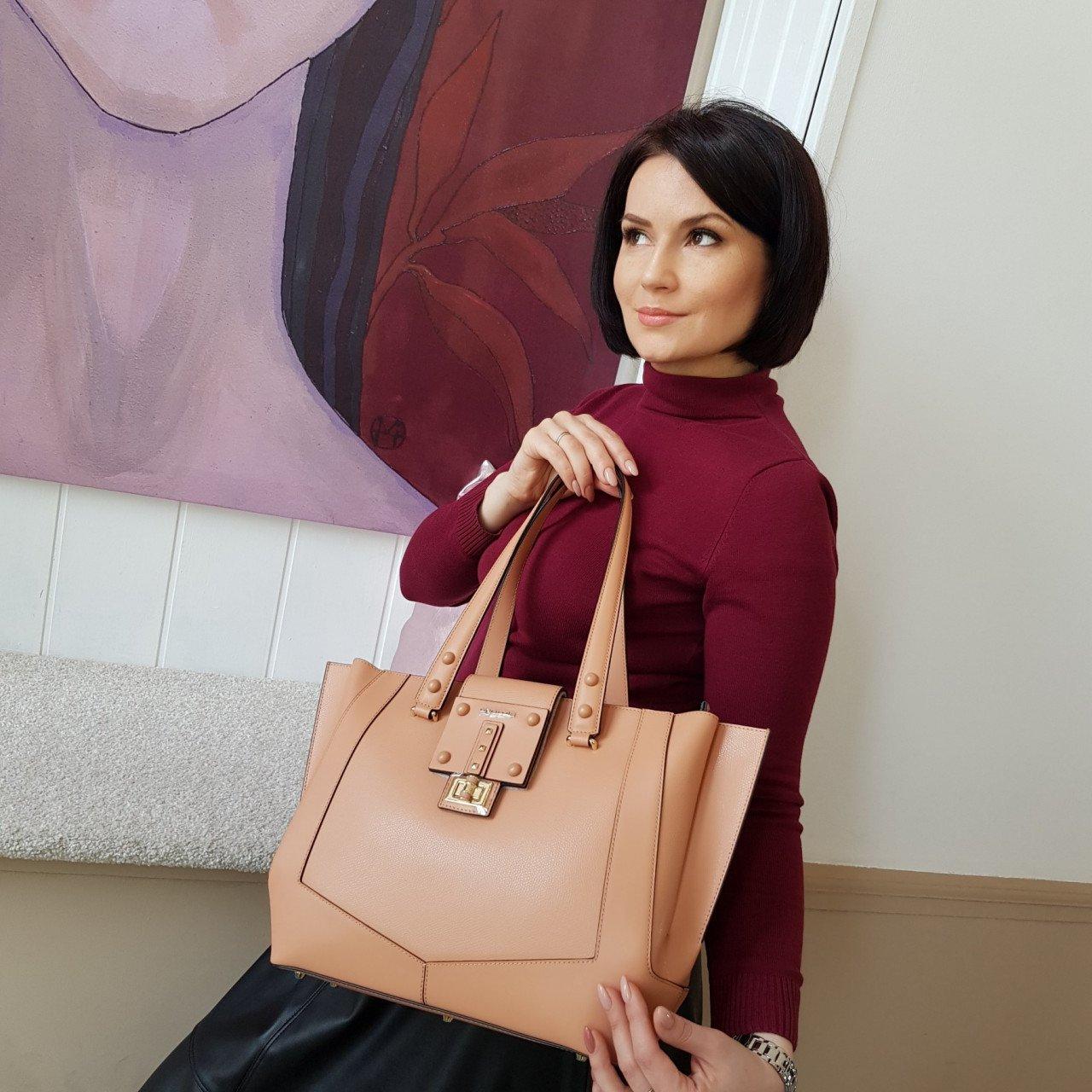 Женская кожаная сумка Cromia 1404863 DESERTO из натуральной кожи