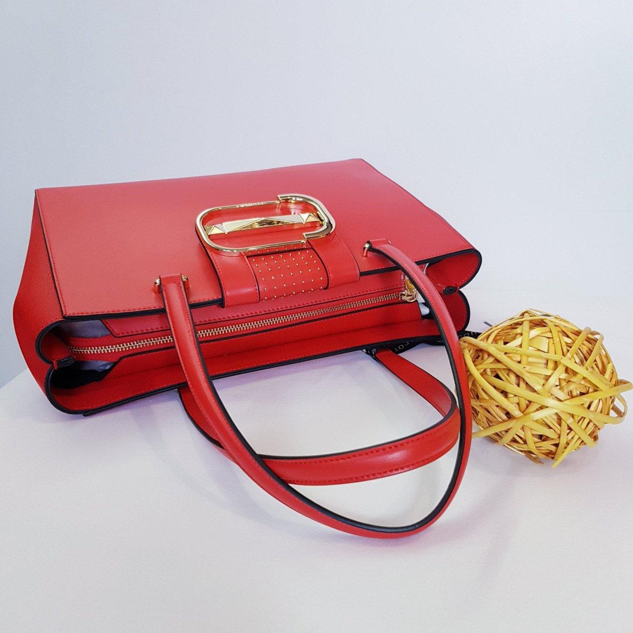 Женская кожаная сумка Cromia 1404873 ROSSO из натуральной кожи